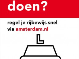 poster campagne gemeente amsterdam - visual designer carmen nutbey