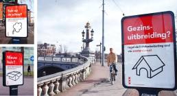campaign City of Amsterdam - go digital - Carmen Nutbey