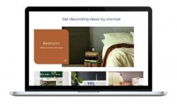 akzo nobel dulux flexa webdesign ui userinterface visual designer carmen nutbey nutbeydesign amsterdam