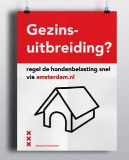 campagne gemeente amsterdam - illustrator carmen nutbey