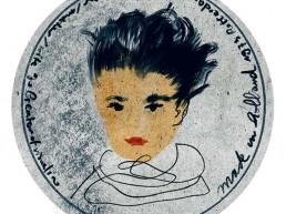portretje carmen - illustrator amsterdam nederland