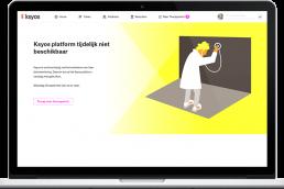page under construction - illustrator carmen nutbey nederland dutch amsterdam corporate