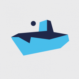 corporate pictogram marine schip - iconen specialist carmen nutbey - illustrator en visual designer