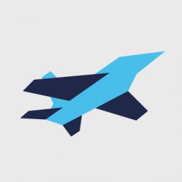 jetfighter - straaljager-corporate pictogram specialist illustrator carmen nutbey - custom icons
