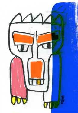 illustratie leeuw carmen nutbey illustrator