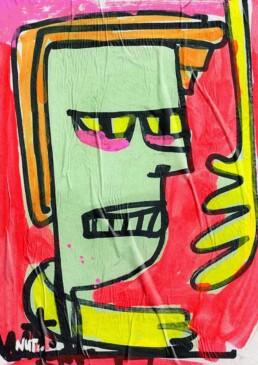 illustratie boze man - illustration mad men - illlustrator carmen nutbey