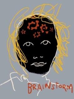Redactionele illustratie - nah niet aangeboren hersenschade - illustrator carmen nutbey