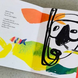 Kakkerlakjes - Genre Muziek - Fuck de haters - Redactionele illustratie - Nederlandse Illustrator Studio Carmen Nutbey - dutch editorial