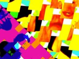 still video digital mural - carmen nutbey illustrator visual artist amsterdam