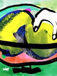 lemons citroenen redactionele illustratie illustrator carmen nutbey