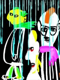 rainy days - illustratie laten maken - illustrator carmen nutbey