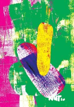 Food illustration visual art - illustrator carmen nutbey